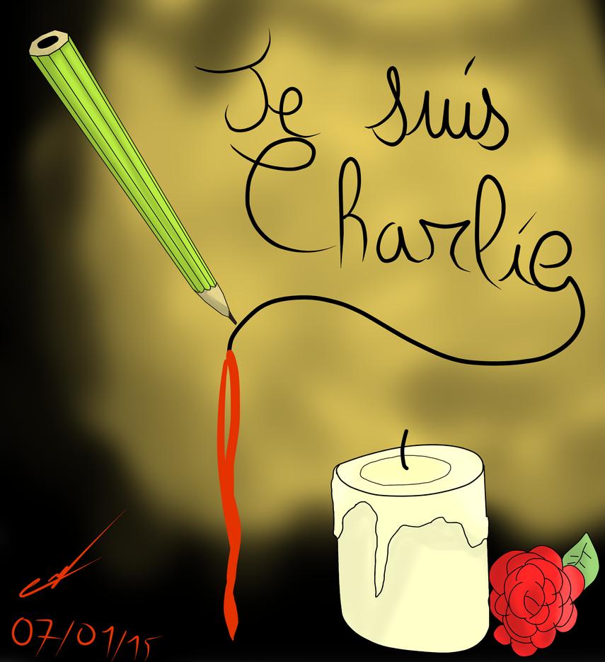 Liberté, liberté chérie... #JeSuisCharlie  #CharlieHebdo
