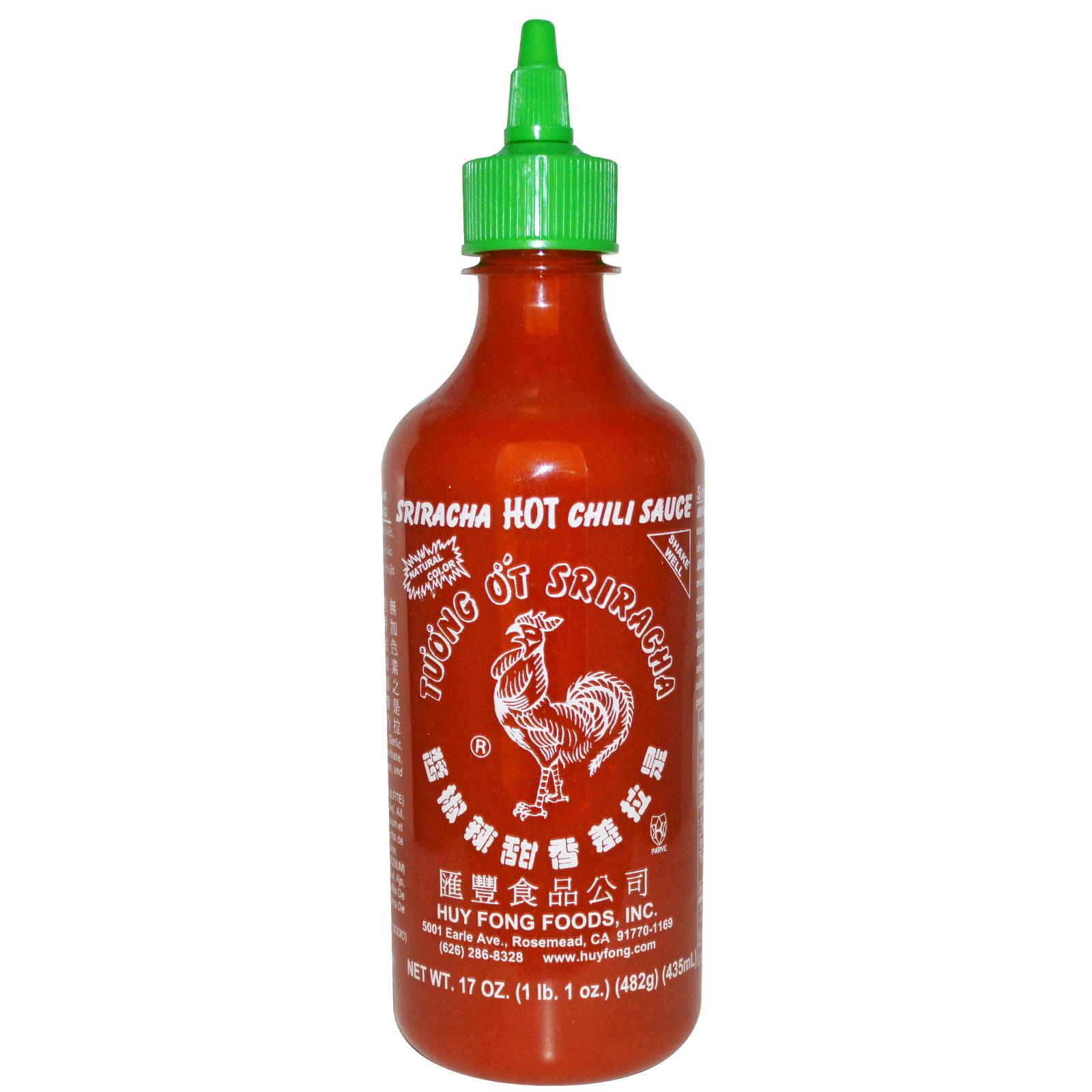 The Trouble with Sriracha   The American Foodie