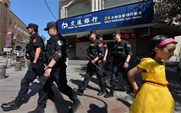 Uyghur Separatists: Feared in China, Pampered by the West ...
