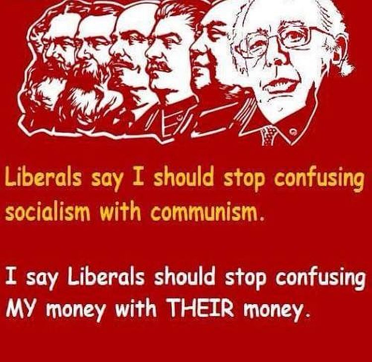 Harsh Words For Liberals Who Say Socialism is Not ...
