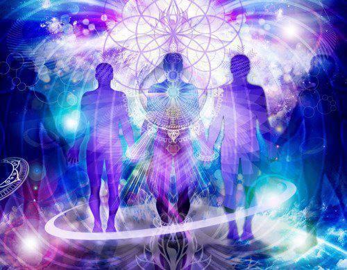 Under Construction ~ The New Divine Humanity ~ Celestial ...