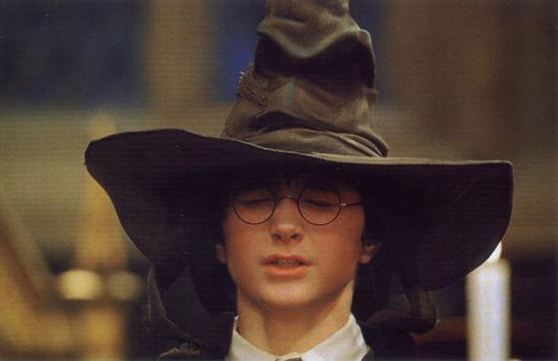 Sorting Hat, Please, Please Don't Put Me In Hufflepuff ...
