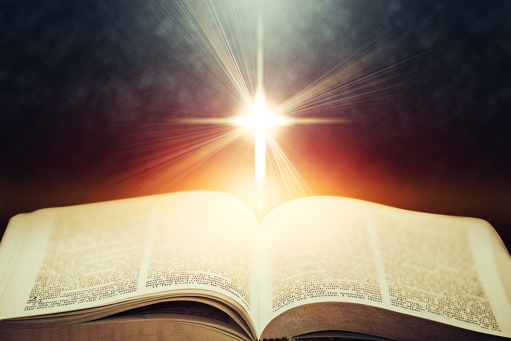 The Good News Today - The Bible Is God's Testimony
