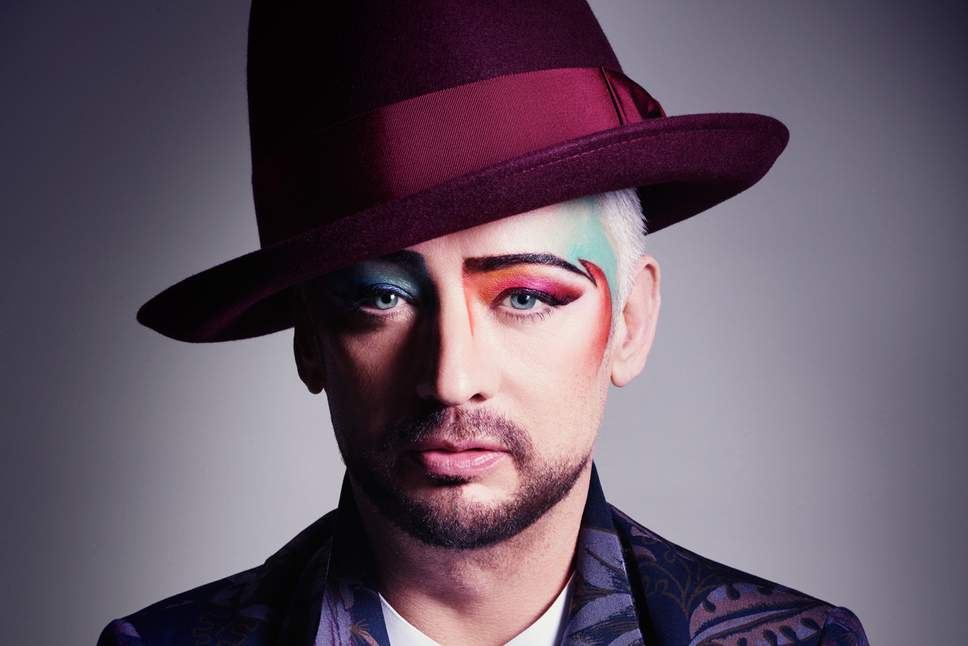 Boy George biopic in the works - The Hollywood Digest
