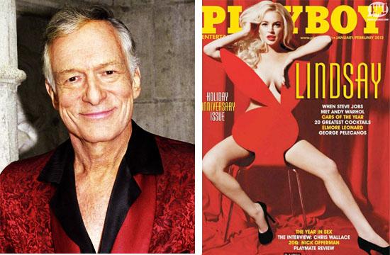 Hugh Hefner Responds To Lindsay Lohan's Leak + Explains ...