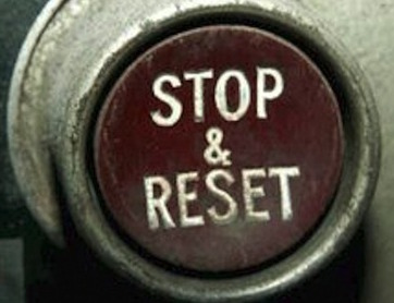 When God hits the reset button | The Noble Heart