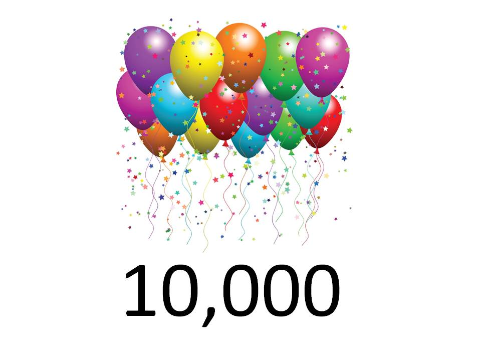 The Peninsula Ireland Blog has reached the milestone of 10,000 views ...