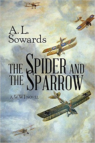 The Spider and The Sparrow + $25 Gift Card Giveaway - The Things I ...