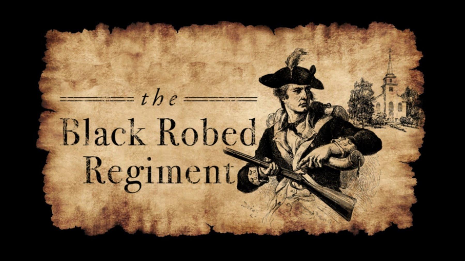 Black Robe Regiment Preacher John Peter Muhlenberg: