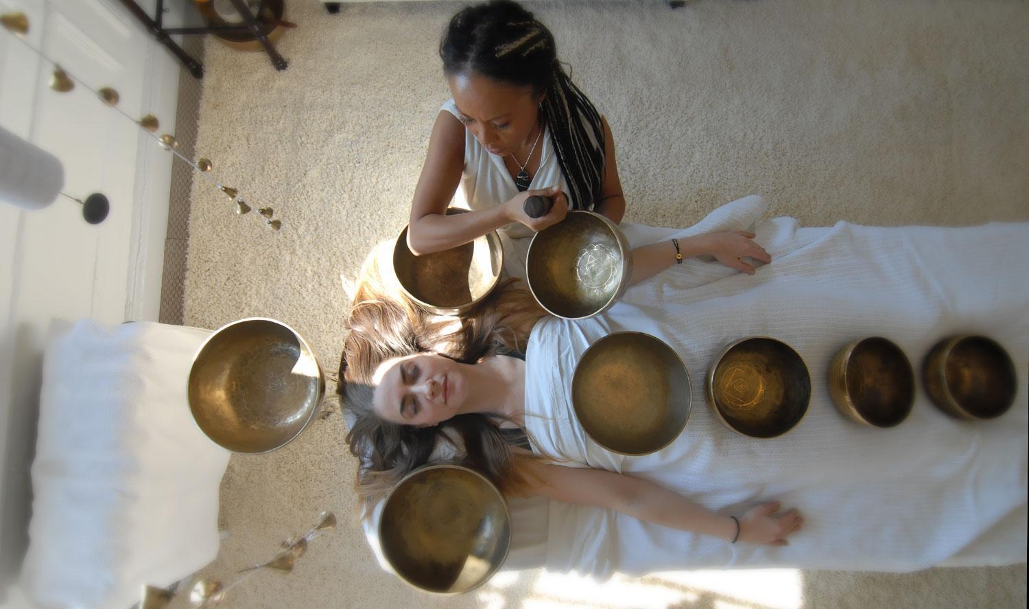 Experiencing Sound Healing with Sophia Kosma - The ...