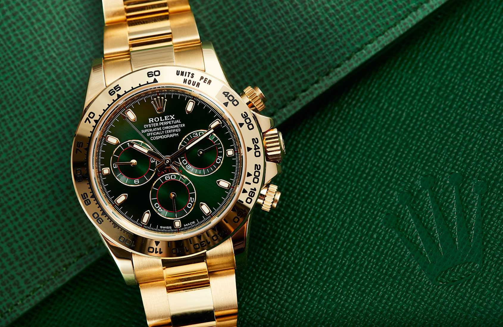HANDS-ON: Everlasting lustre – the Rolex Daytona in yellow ...