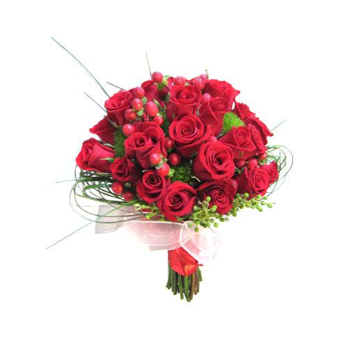 Karangan Bunga Tangan