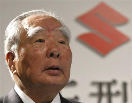Osamu Suzuki, Suzuki's 84-year-old CEO causes concern over lack of succession plan