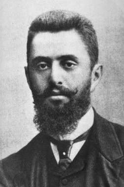Theodor Herzl and Shabbetai Zvi – the Palestinian problem ...