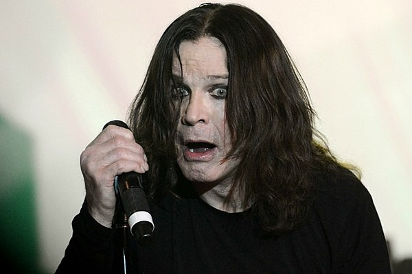 Ozzy Osbourne Can't Remember the '90s