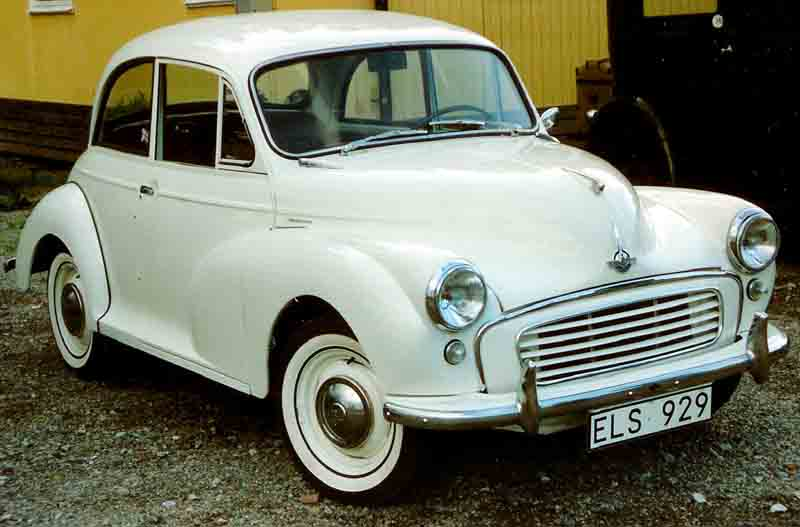 Morris Minor on Pinterest | Retro Cars, Classic cars and Cars