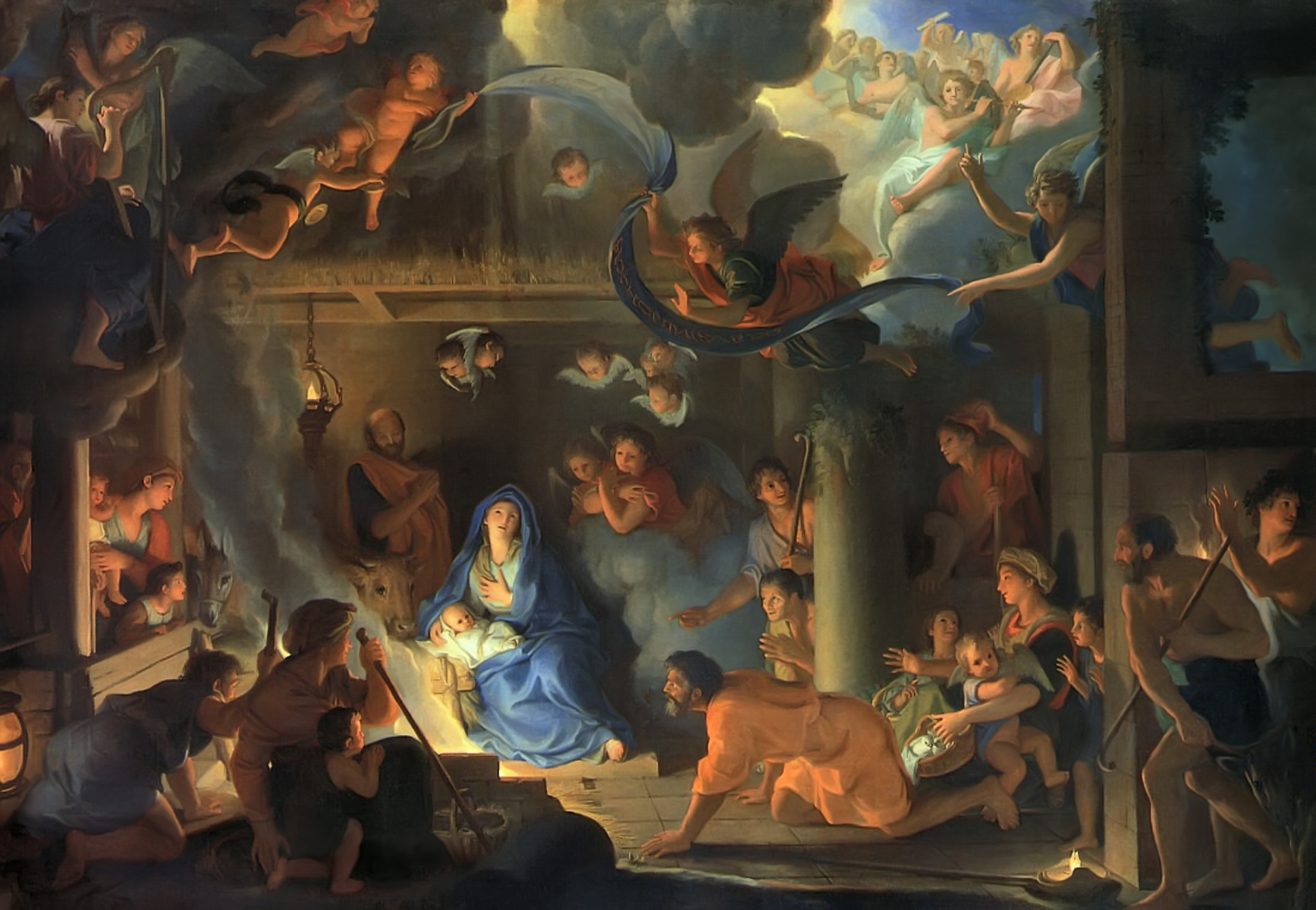 Interfaith Ramadan: The Nativity Scene Through Art History