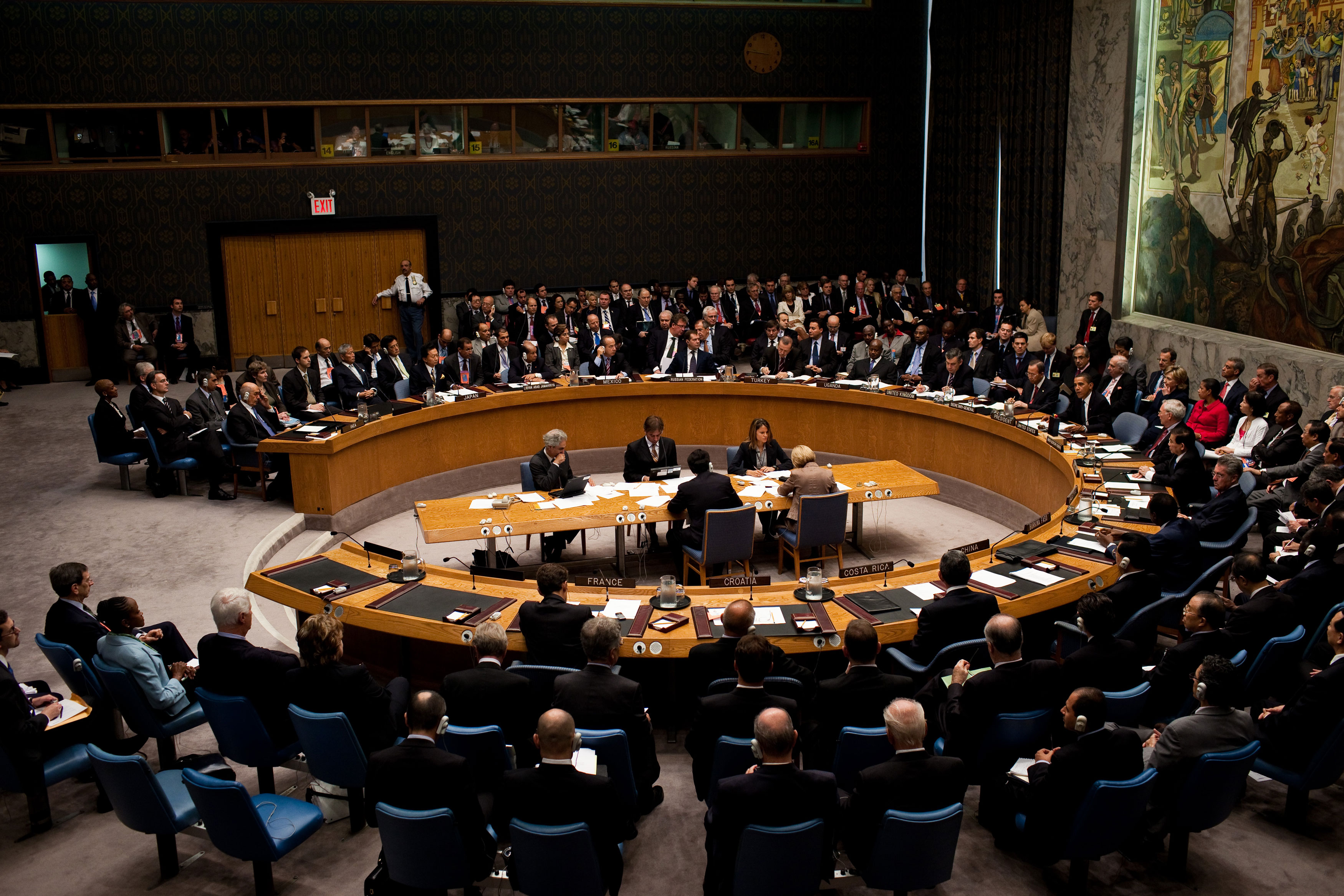 Impotency of the UN   Israel, America, and the Middle East