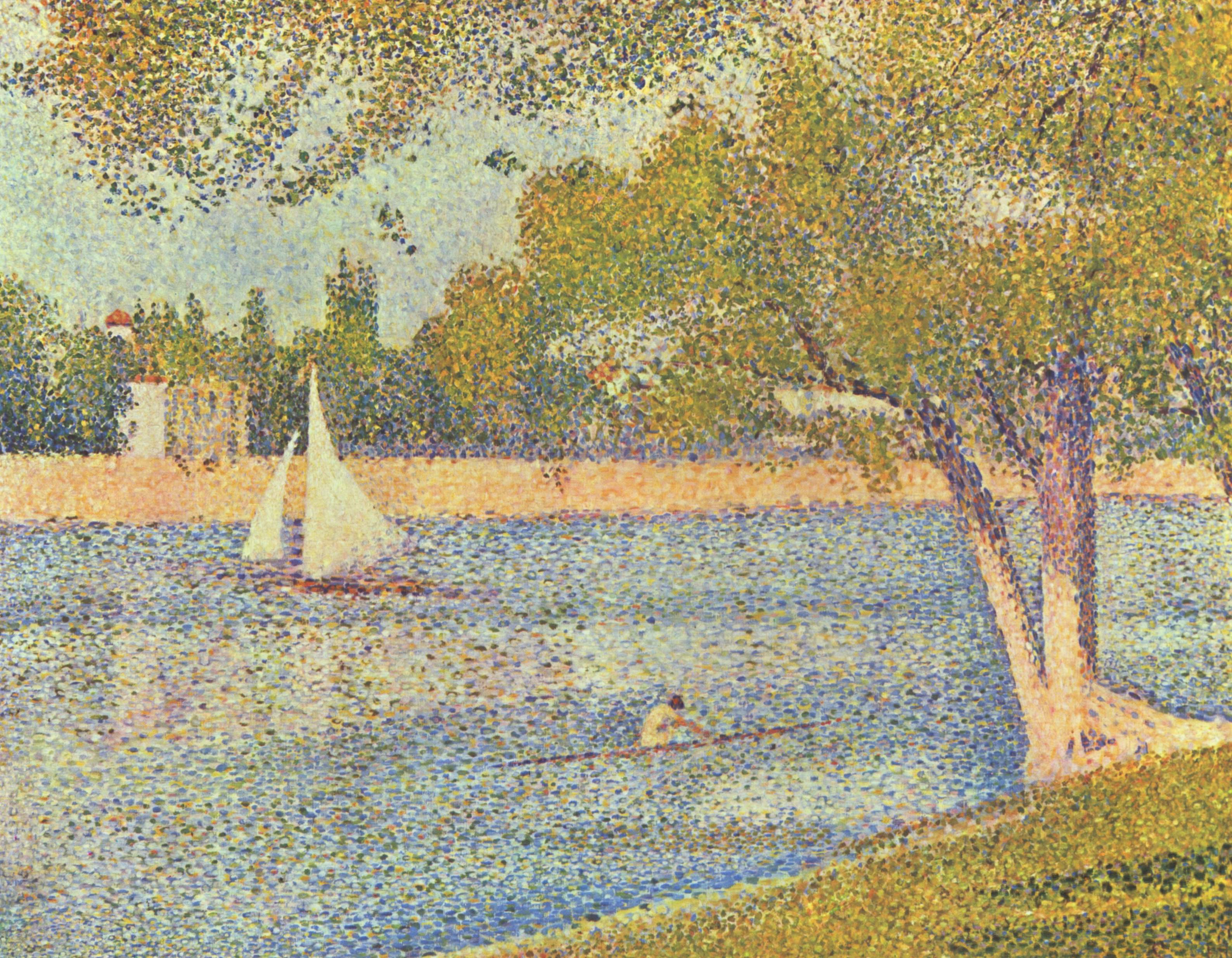 Georges SEURAT on Pinterest | Georges Seurat, Moma and Exhibitions