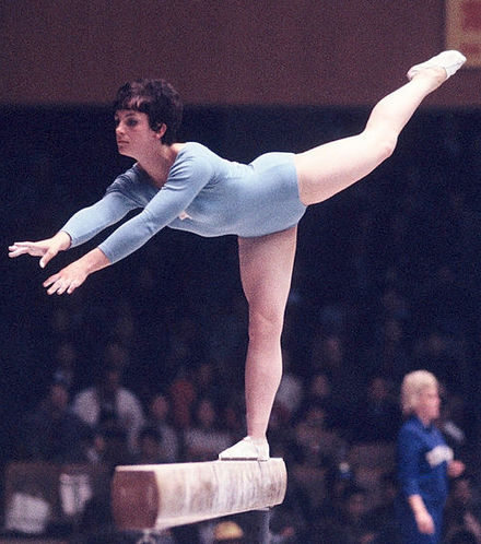 Gymnastics at the 1964 Summer Olympics – Women's uneven ...