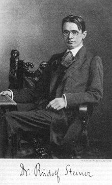 Rudolf Steiner - Wikiquote