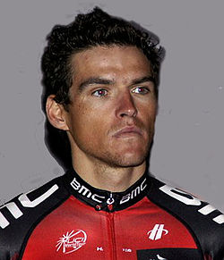 The 31-year old son of father (?) and mother(?), 181 cm tall Greg Van Avermaet in 2017 photo