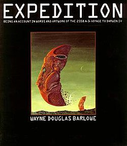 Expedition book cover