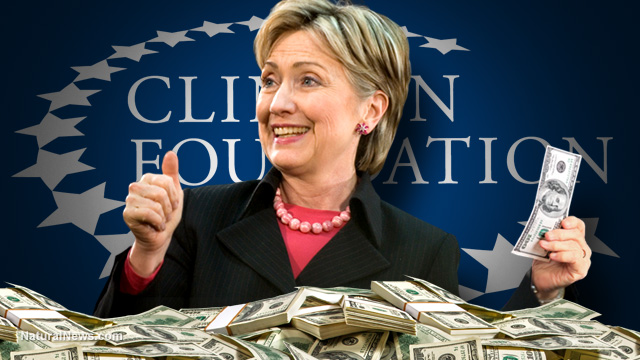 Clinton Foundation a bribery and racketeering scheme of astonishing ...
