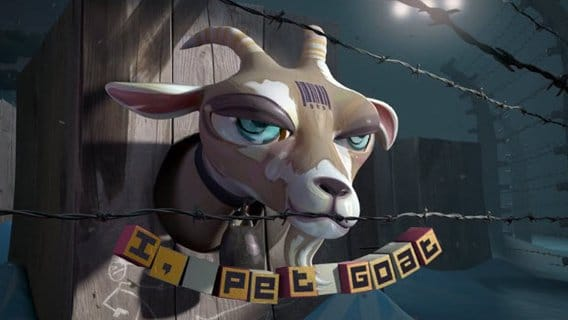 "The Esoteric Symbolism of the Viral Video ""I, Pet Goat II"""