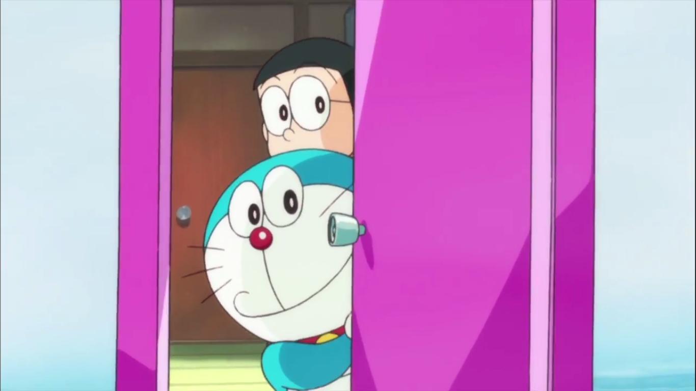 Image - Kachi Kochi 2017 5 Nobita Doraemon using Dokodemo ...