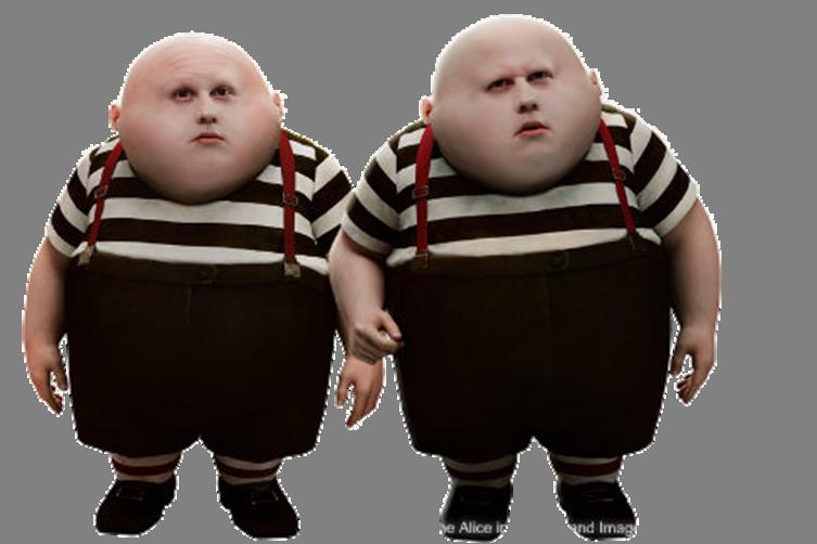 Image - Tweedle Dee and Tweedle Dum.png   Moviepedia Wiki ...