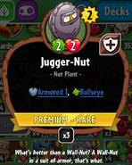 Jugger-Nut | Plants vs. Zombies Wiki | Fandom powered by Wikia