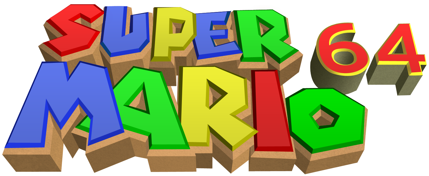 Super Mario 64 | Logopedia | Fandom powered by Wikia
