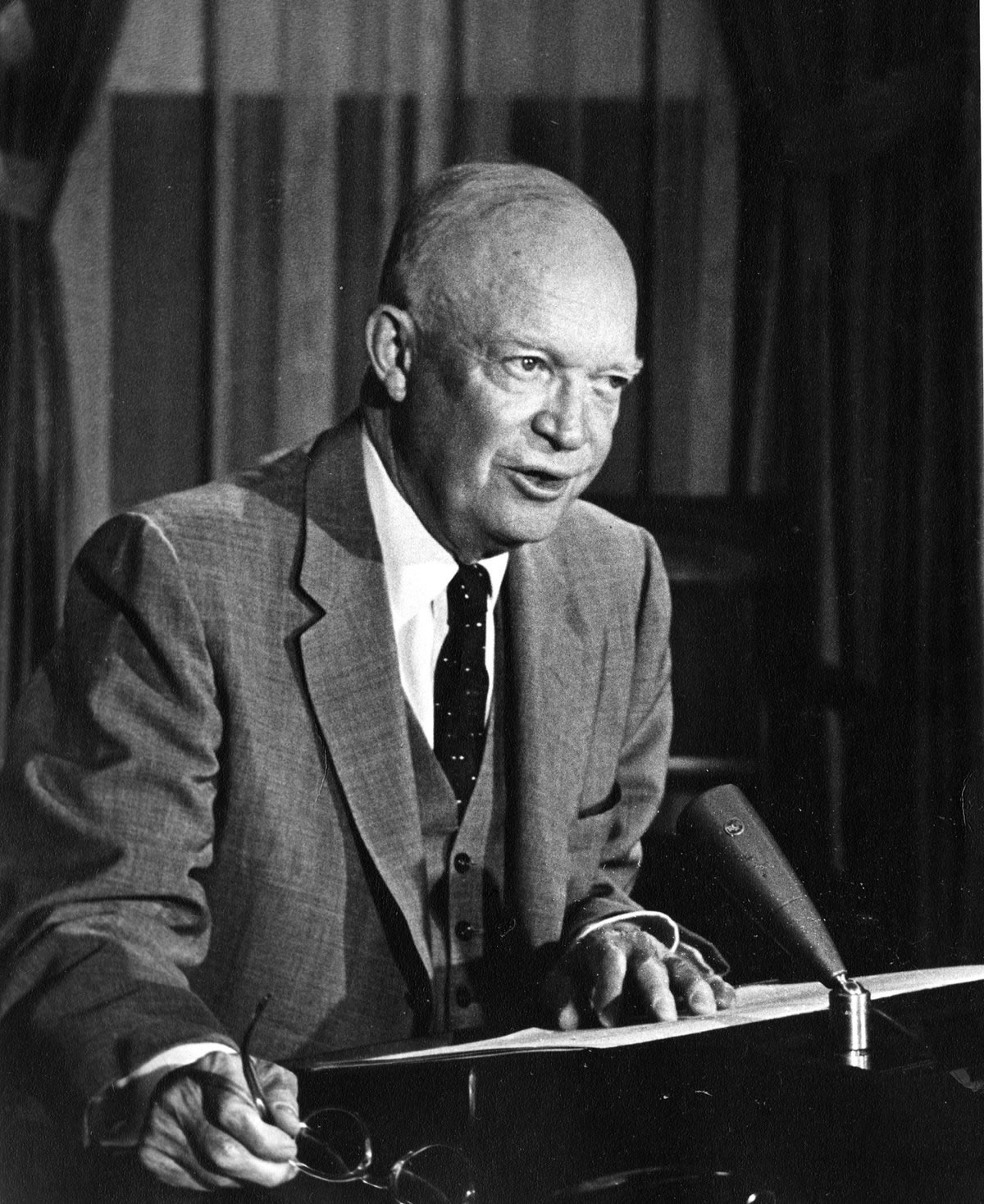 """Teaching Eisenhower's """"Atoms for Peace"""" Speech - Voices of ..."""