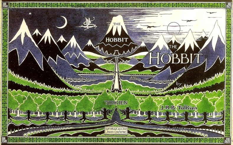 The Hobbit by J R R Tolkien | Vulpes Libris