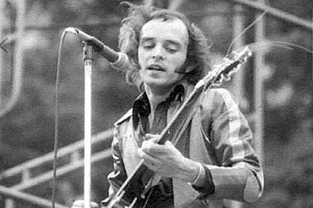 Yes Founding Guitarist Peter Banks Dead at 65