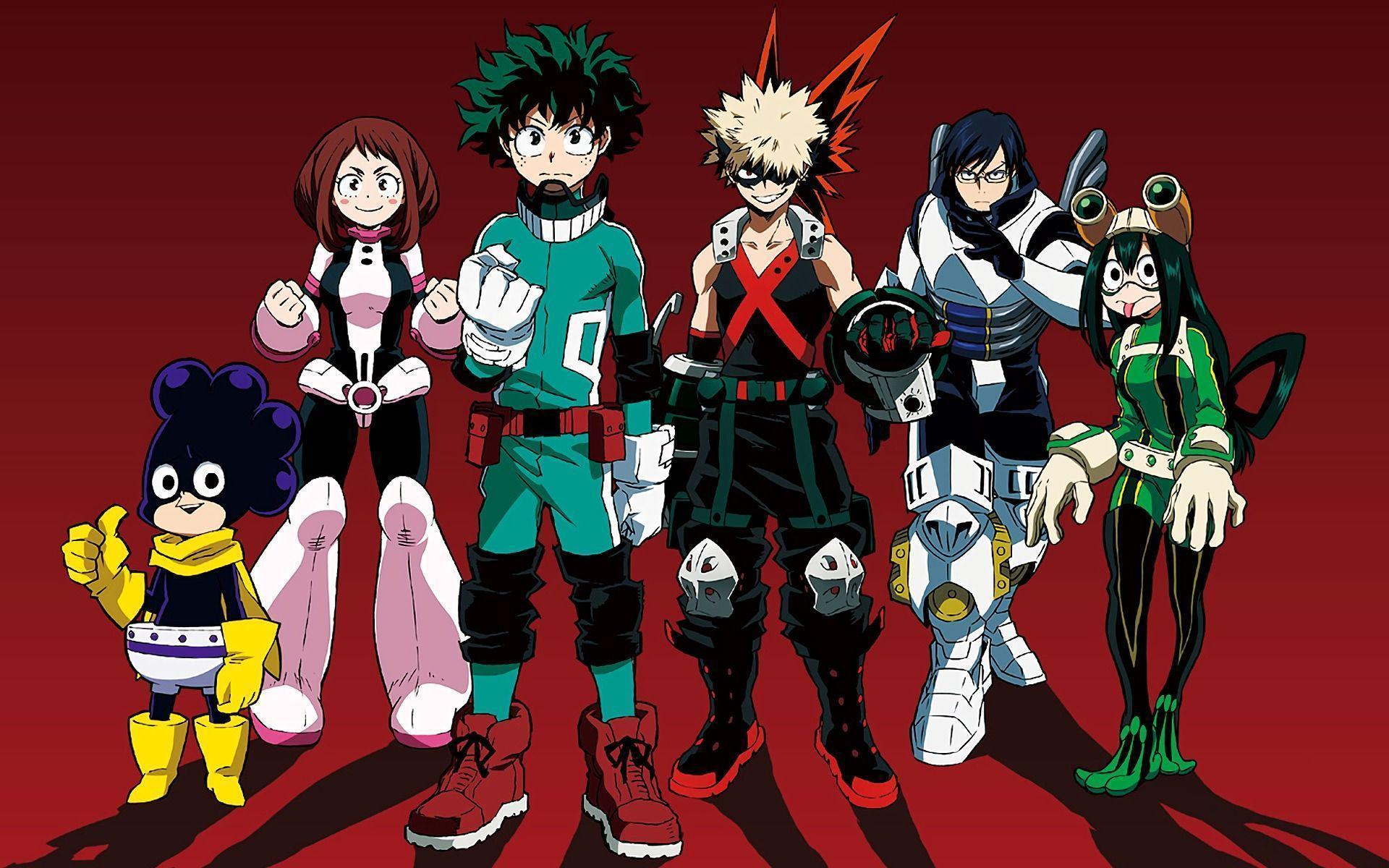 My Hero Academia HD Wallpapers - Wallpaper Cave
