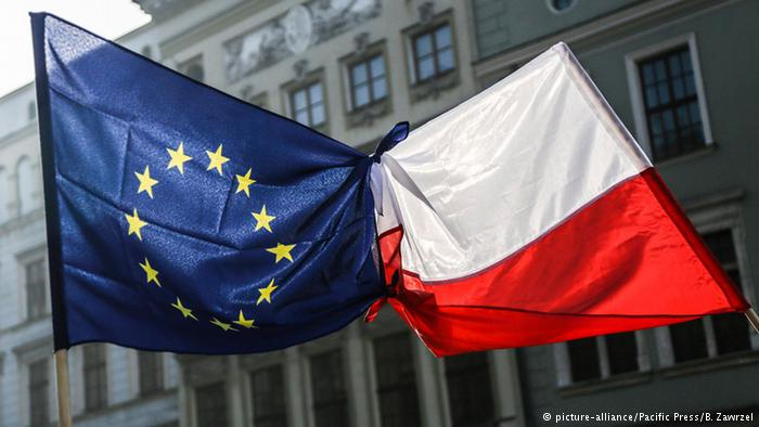 Poland could be forced to leave EU by its judicial reforms, top court says…
