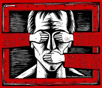 Censorship | Hooper's War - Peter Van Buren