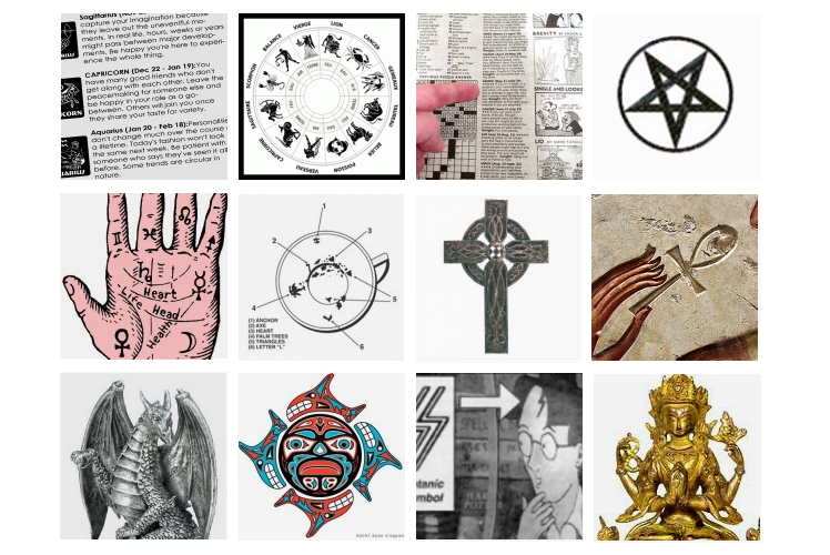 Occult Objects