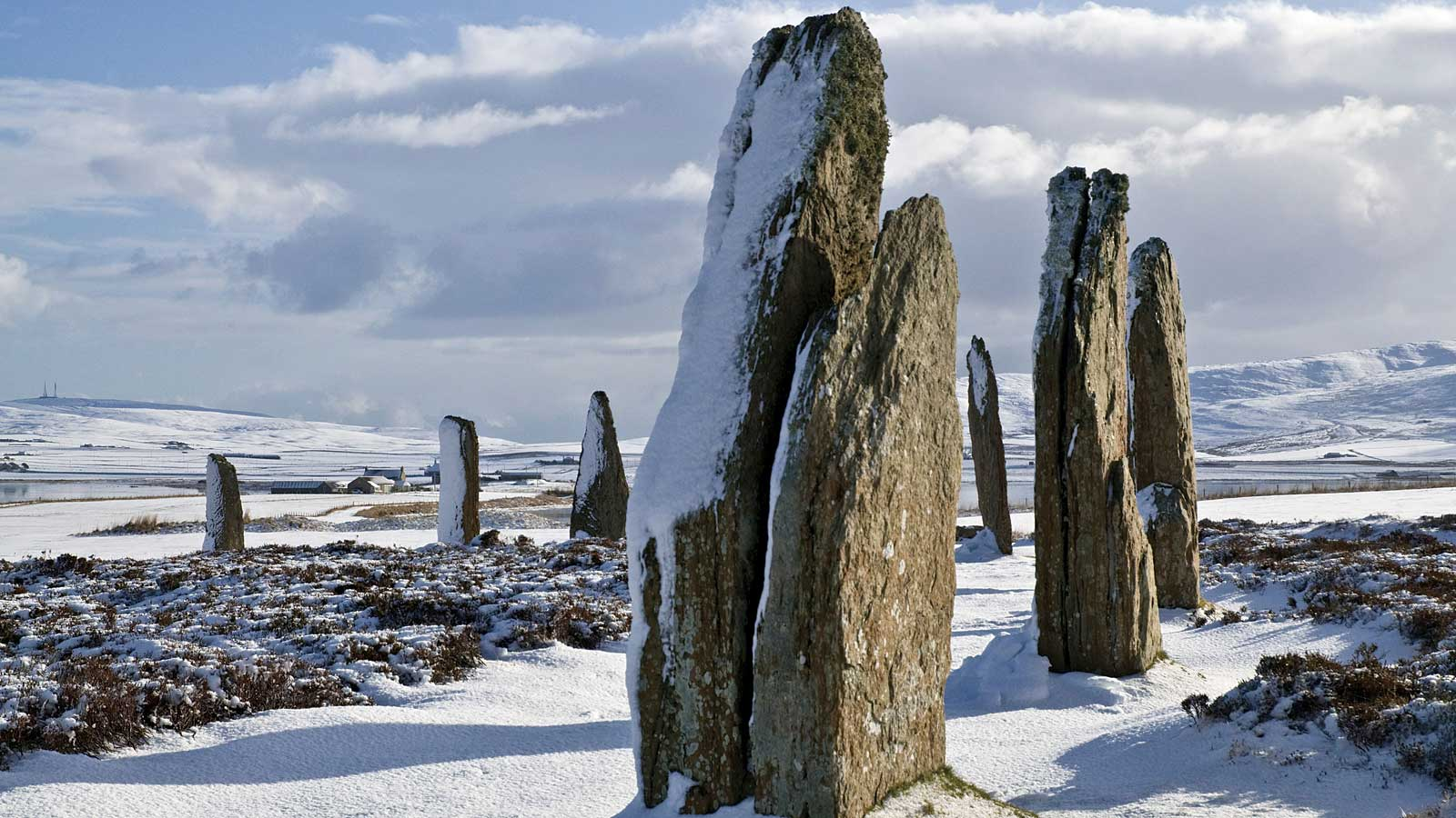 A Pilgrimage to the Orkney Islands - Why We Became Human