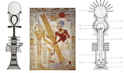 The Djed Column, frequentlyencountered in Egyptian hieroglyphics, may ...