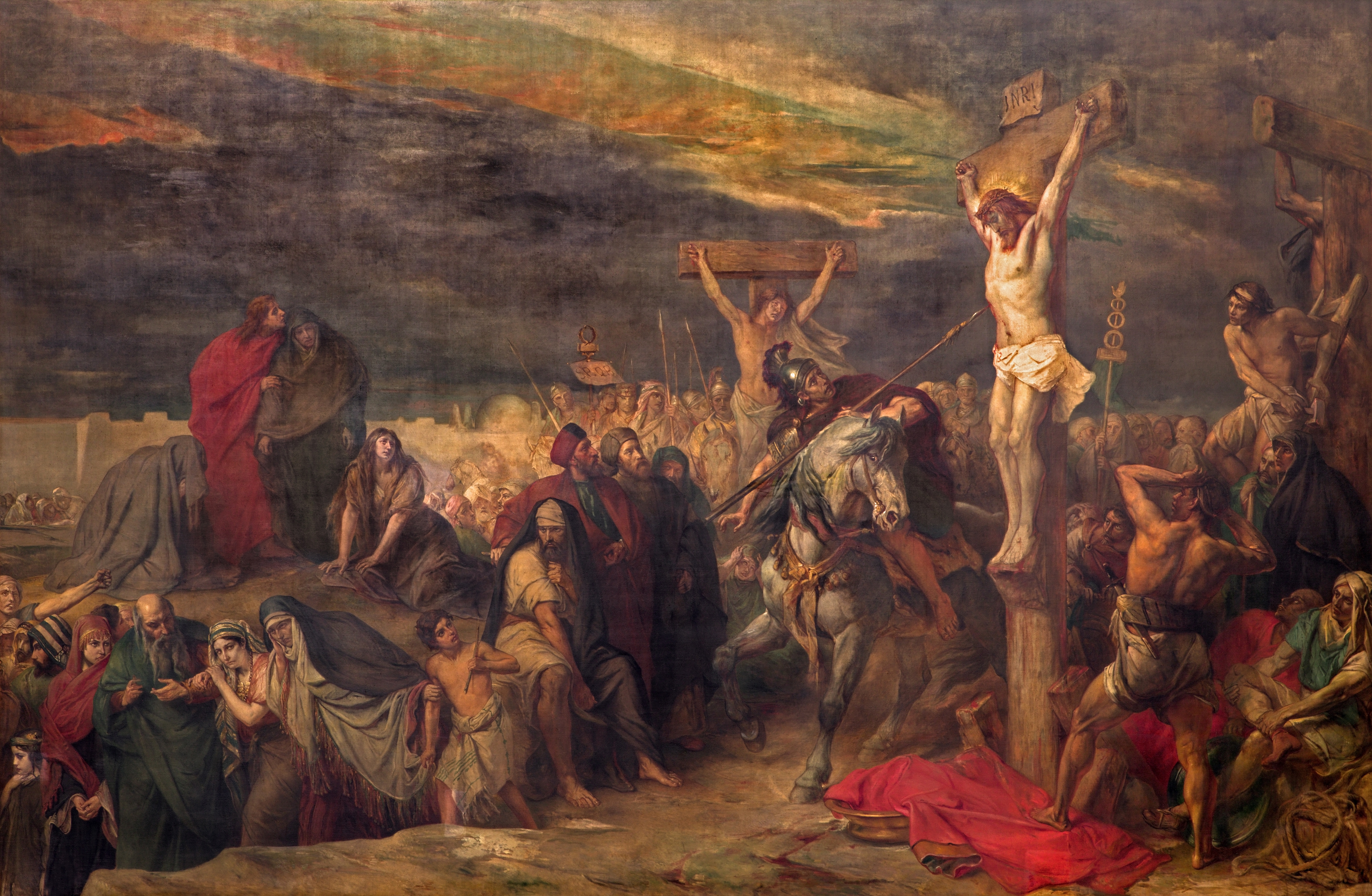 The Cross Is... (Philosophical Reflections on Calvary)