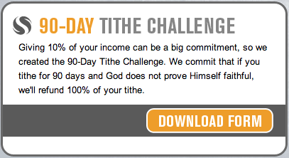 Church Offers a 90-Day Money-Back Guarantee to Tithers if ...