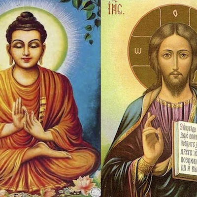 Two Early Buddhist Christian Encounters   James Ford