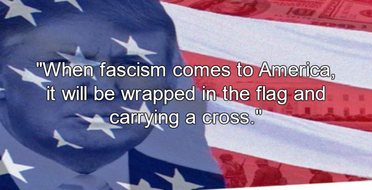 Trump Goes Full Nazi: Wants To Close Mosques, Make Muslims Wear ID