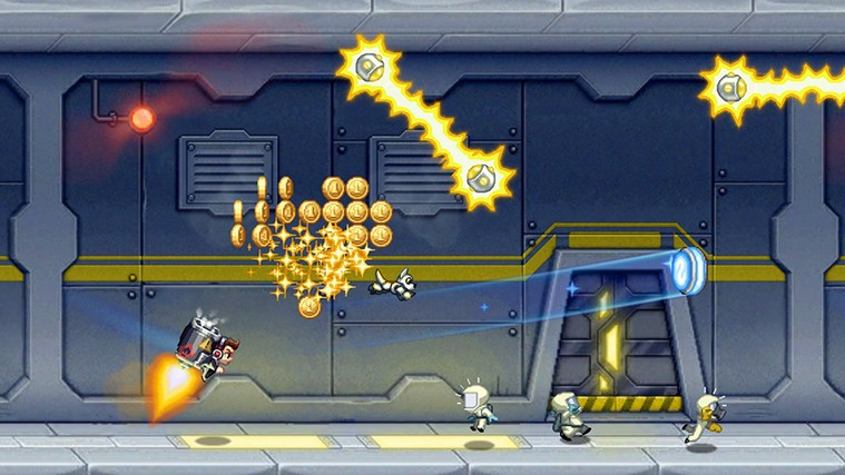 Jetpack Joyride app for Windows in the Windows Store