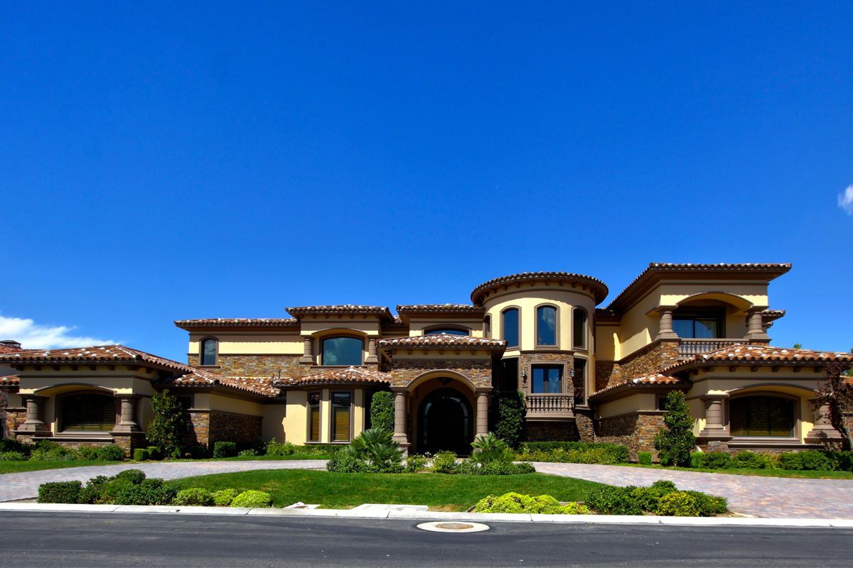 Las Vegas Luxury Real Estate | Free Home Design Ideas Images