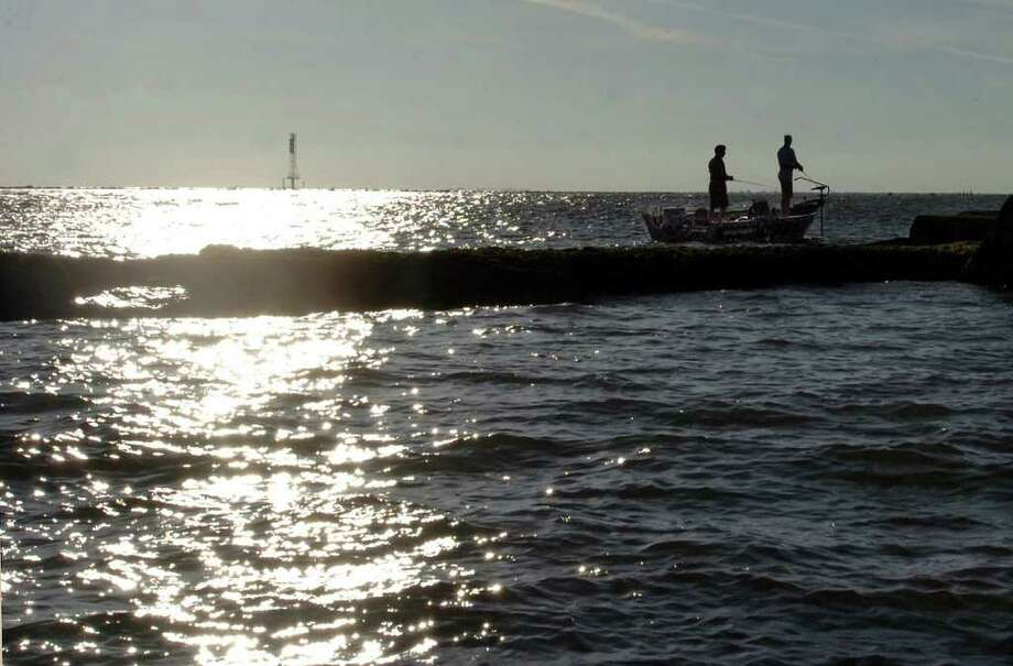 Best Fishing Spots in SETX - Beaumont Enterprise thebookongonefishing