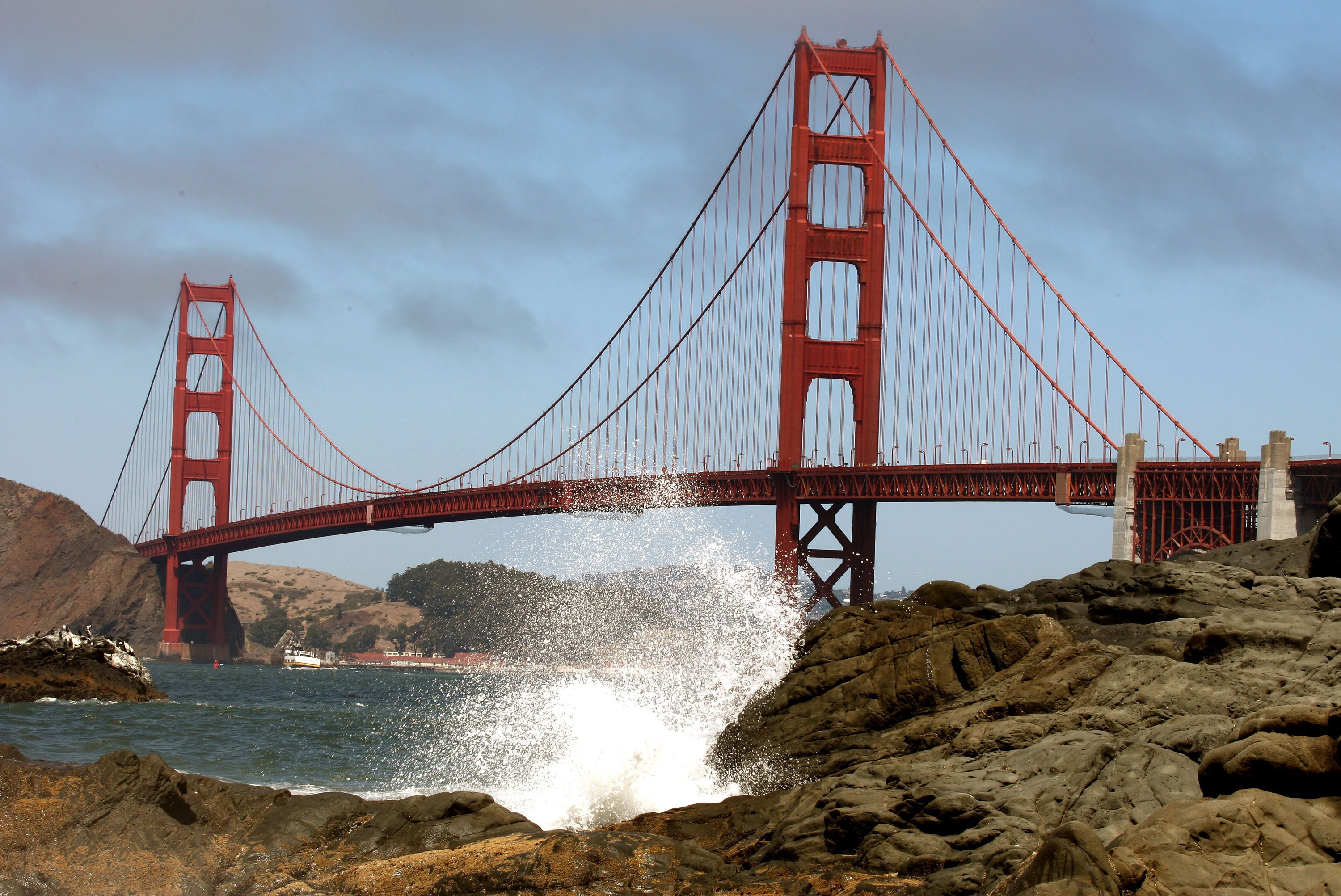 Golden Gate Bridge Toll-takers Reach End of the Line as ...